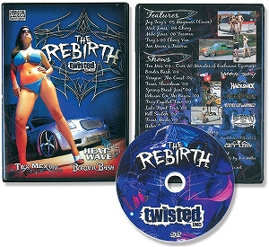 Twisted<The Rebirth>DVD