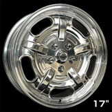 Speed Master Wheel 17×7(ポリッシュ)